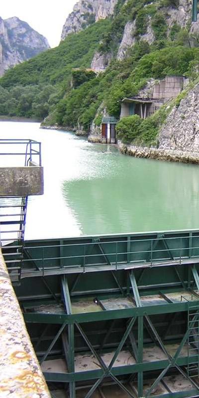 Settore idroelettrico timotei officine meccaniche